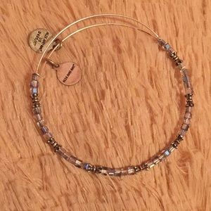Alex and Ani adjustable bracelet